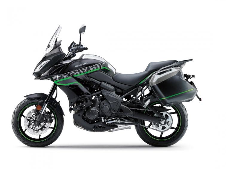 Kawasaki Versys 650 LT technical specifications